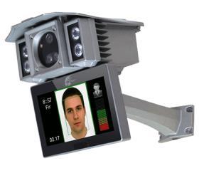 دستگاه حضور و غیاب تشخیص چهره T-38411